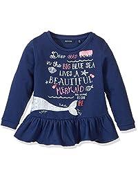 蓝色 Seven 女孩 RH 运动衫