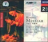 亨德尔:弥赛亚 444 824-2(2CD)
