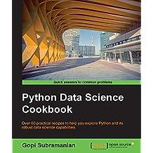 Python Data Science Cookbook (English Edition)