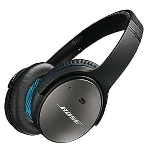 Bose QuietComfort QC25 有源消噪 头戴式耳机 - 黑色 iPhone版