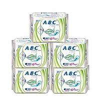 ABC 卫生巾茶树精华超吸棉柔护垫25片*5包(供应商直送)