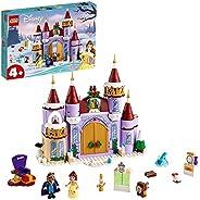 LEGO 乐高 迪士尼公主 贝尔城堡的冬天派对 43180
