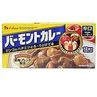 House 好侍苹果咖喱调味料-辣味230g(日本进口)