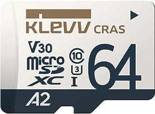 KLEVV microSD CRAS 系列K064GUSD6U3-CA 64GB