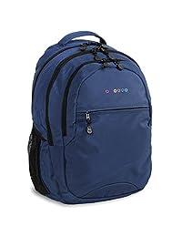 杰华德 JWS背包系列 中性 书包学生双肩包休闲包运动旅行包 FLOWER PURPLE JWS-49(亚马逊自营商品, 由供应商配送)