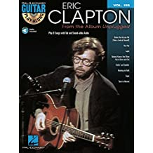 Eric Clapton - From the Album Unplugged Songbook: Guitar Play-Along Volume 155 (English Edition)