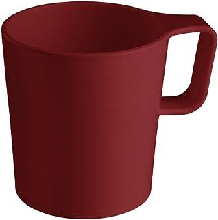 COZA DESIGN 塑料马克杯套装 红色 32 Pcs 10143/0465