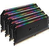 Corsair Dominator Platinum C10 台式 内存条CMT64GX4M4C3000C15 3000C15 64GB (4x16GB)