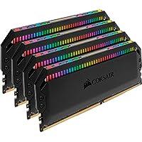 Corsair Dominator Platinum C10 台式 内存条CMT32GX4M4C3600C18 3600MHz 32GB (4x8GB)