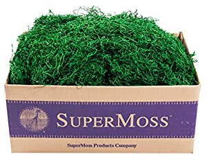 supermoss 西班牙语 Moss preserved Hunter Appx. 3 lb Bulk Case