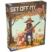 Get Off My Land! 区域控制板游戏