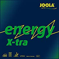 JOOLA Energy Xtra Table Tennis Rubber