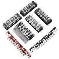 Qishare 双排螺丝屏障接线盒 25A 6P QI-BST