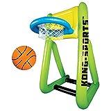 Franklin Sports Kong-Air 巨型充气篮球套装 - 6 英尺高!