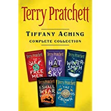 Tiffany Aching Complete Collection: 5 Books (English Edition)