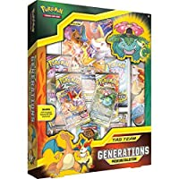 Pokémon POK80420 TCG:TAG Team Generations 高级系列,混合颜色