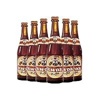 KWAK快克 比利时精酿啤酒 爱尔啤酒 330ml*6瓶