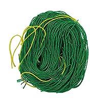 Amgate 尼龙花架网植物支撑,适用于攀岩植物,葡萄藤和蔬菜格子网 5.9Ft x 11.8Ft T228-4