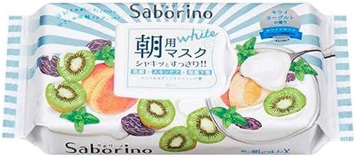 SaborinoBCL早安懒人面膜 60秒醒肤亮白型 28片/盒 (日本品牌)