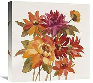 Global Gallery Silvia Vassileva 艺术微喷拉伸帆布艺术品,45.72 cm x 45.72 cm