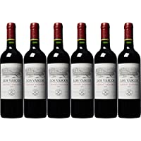 Vina Los Vascos 巴斯克卡本妮苏维翁红葡萄酒750ml*6(拉菲酒庄家族产品)(智利进口红酒)