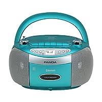 PANDA/熊猫 CD-830蓝牙DVD光盘播放机磁带录音机播放机胎教收录机 (蓝色)
