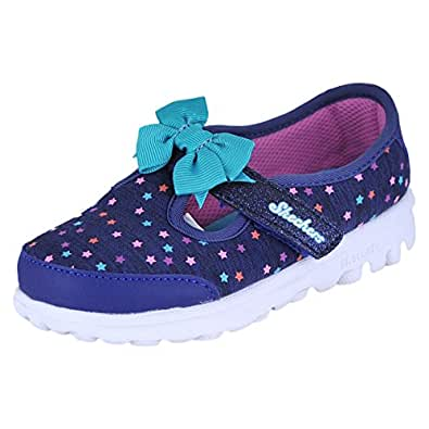 Skechers Gowalk-Starry Style *蓝/多款女婴步行鞋尺码 5M