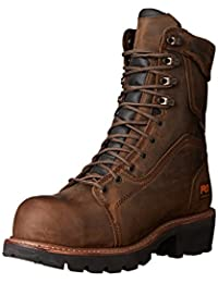 Timberland PRO Men's Rip Saw 9 Inch WP IN CT BR Work Boot