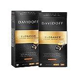 DAVIDOFF 大卫杜夫 浓缩咖啡胶囊(精雅意式) 55g *2(德国进口) (跨境自营,包邮包税)