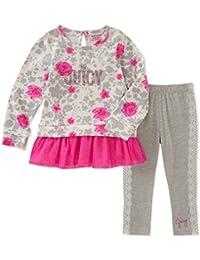 JUICY Couture 女童2件长袖束腰外衣