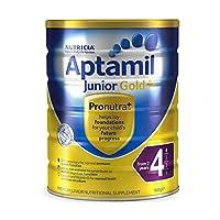 官方直供 | Aptamil 新西兰爱他美 金装 婴儿奶粉 4段 两岁以上 900g [跨境自营]包邮包税