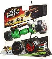 飞轮 For Ages 8+ Green Twin Turbo Launcher