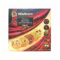 Walkers沃尔克斯什锦装黄油酥饼500g(英国进口)