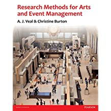 Research Methods for Arts and Event Management (English Edition)