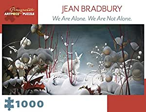 Jean Bradbury We are Alone We are Not Alone 1000 块装儿童*拼图 Aa979