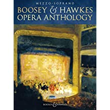 Boosey & Hawkes Opera Anthology - Mezzo-Soprano (English Edition)