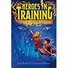 Crius and the Night of Fright (Heroes in Training Book 9) (English Edition)