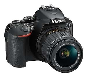 尼康 D5600数码单反相机, 黑色