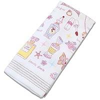 今治产毛巾 擦脸巾 布艺 33×100cm 25054 粉色 32944