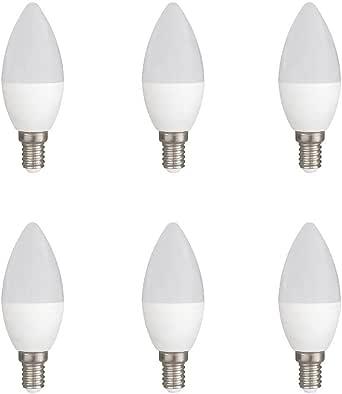 sigmaled 灯泡 LED 蜡烛 C37 Warmweiß 37 x 101 mm