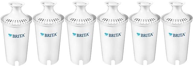 BRITA 碧然德 標準替換濾芯 適合水壺和飲水機,不含BPA - 6個裝