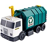 matchbox garbage large-scale recycling truck ,38.1cm