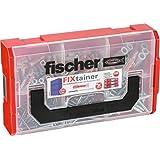 Fischer FIXtainer DUOLINE 销钉收纳箱 Fixtainer Duopower + Schraube (De) 35969
