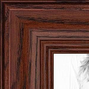 "ArtToFrames 画框深红色橡木染黑 3.18 cm 宽 樱桃色 9 x 26"" 2WOM0066-59504-YCHY-9x26"