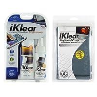 美国iKlear IK-26K-KBC 进口Apple屏幕清洁保护组合套装MacBook、iMac 屏幕、外壳、键盘