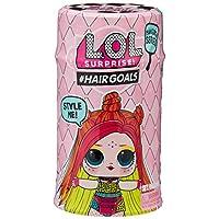 L.O.L. 惊喜! 557067E7C Hairgoal Doll-Series 5-2A, 多种颜色 有线接口/性别适配器
