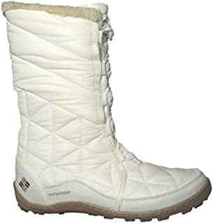 Columbia 女式 powder SUMMIT II 防水冬靴