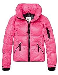 SAM.纽约女孩 Freestyle Down Puffer Pink Flamingo 夹克 2T