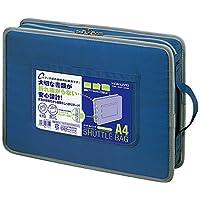 KOKUYO 联络包 战术包 硬质 A4 蓝色