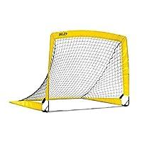 SKLZ 青年足球网黑色/黄色,4 英尺 x 3 英尺
